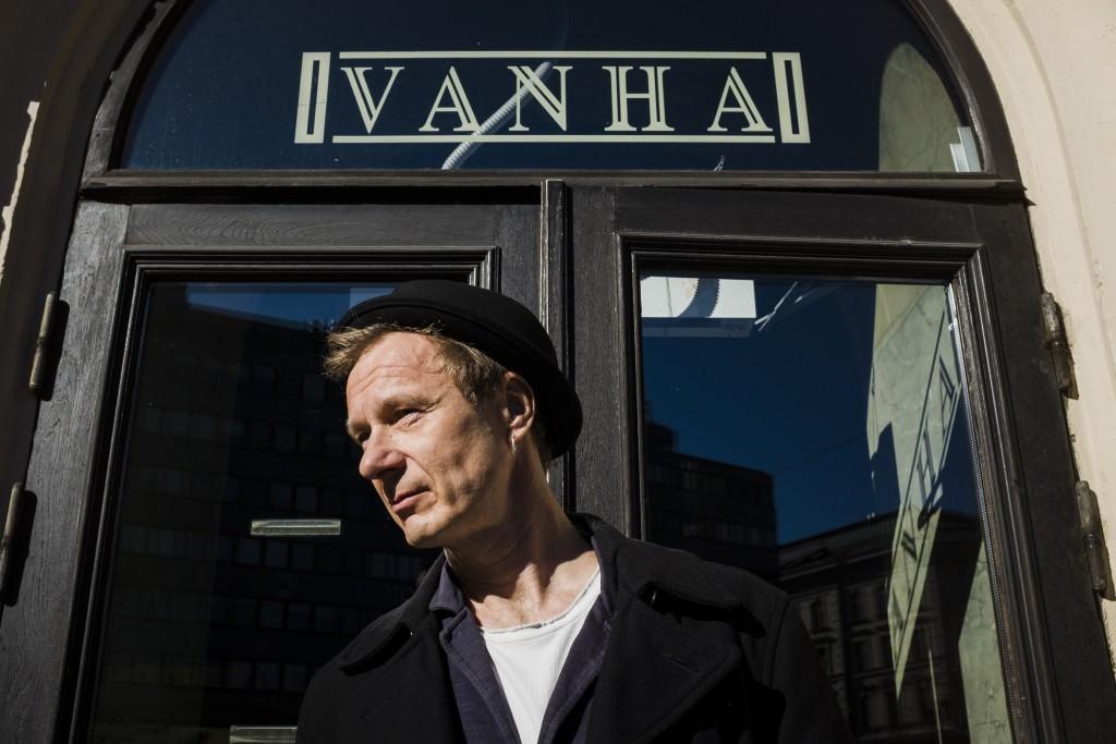 Ismo Alanko - Kuva: Arttu Kokkonen